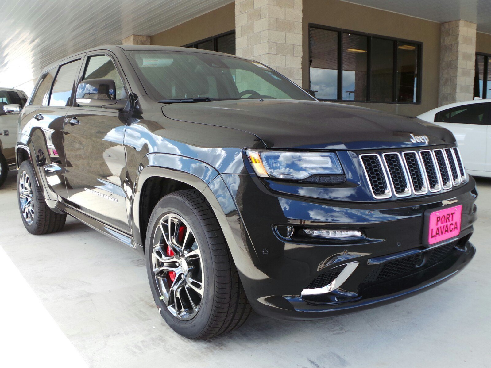 new 2016 jeep grand cherokee srt sport utility in port lavaca c461725 port lavaca dodge. Black Bedroom Furniture Sets. Home Design Ideas